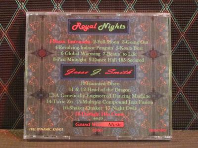 -Royal Nights-  By Jesse J. Smith